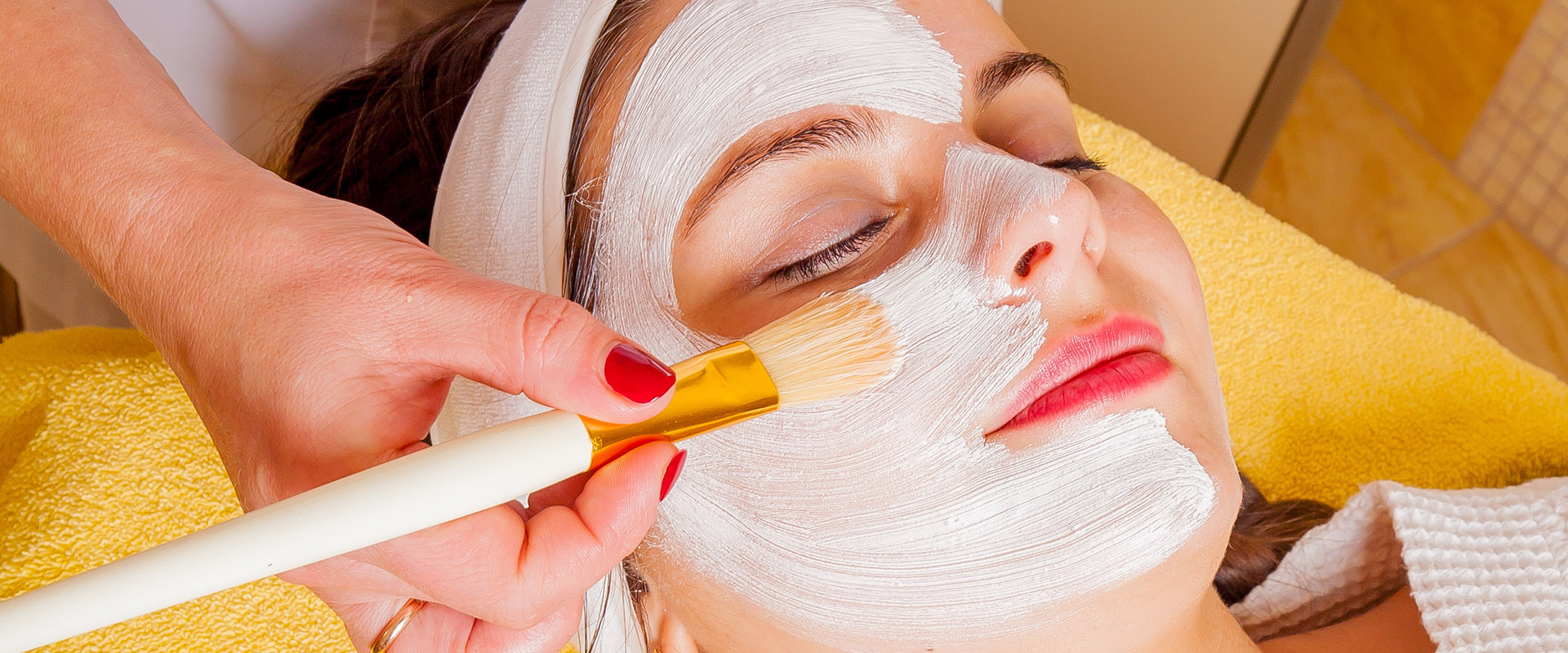 Косметологія обличчя спа-готель Respect