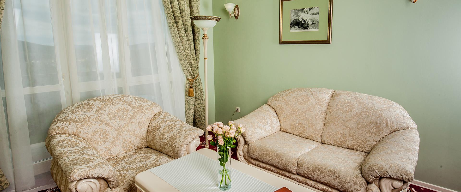 Панорамный люкс спа-отель Respect
