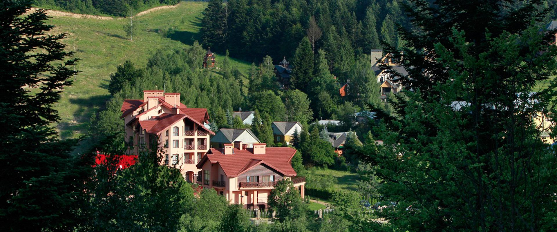Wypoczynek w Karpatachspa-hotel Respect