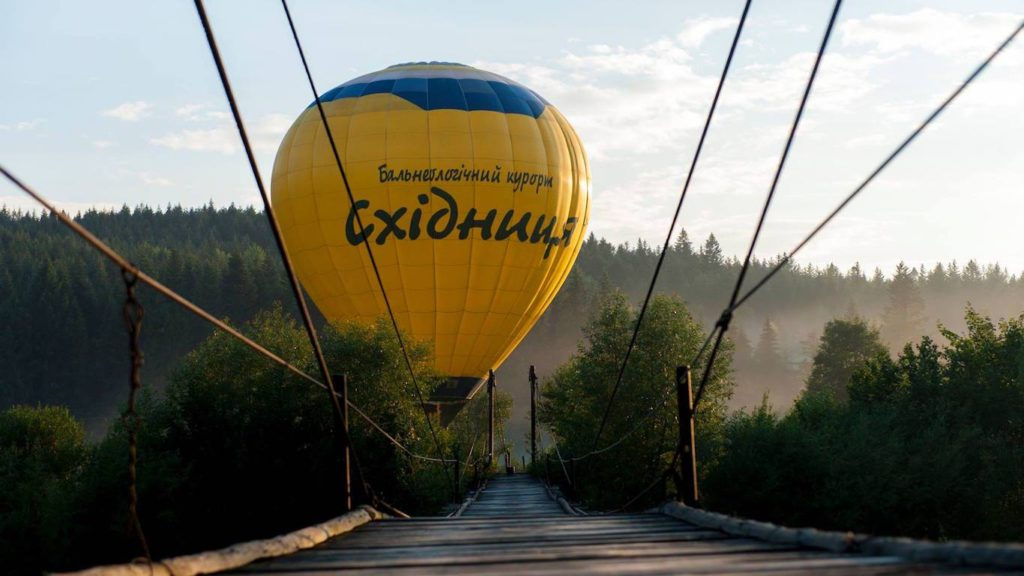 Фестиваль воздушных шаров в Сходнице. Общая информация