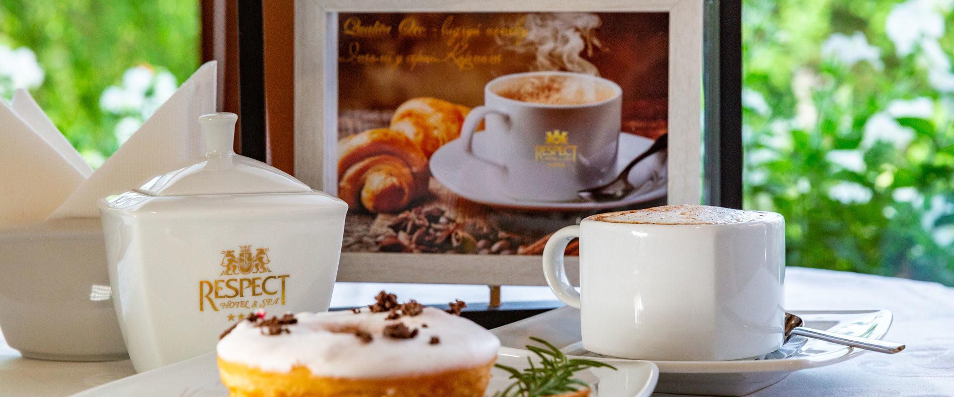 Завтраки спа-отель Respect