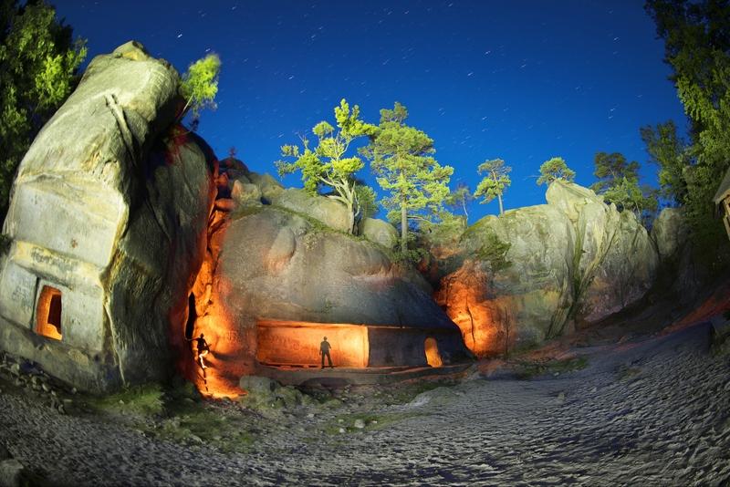 Скелі Довбуша. Інформація для туристів