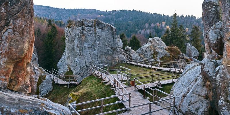 Тустань – крепость на скалах. Информация перед посещением
