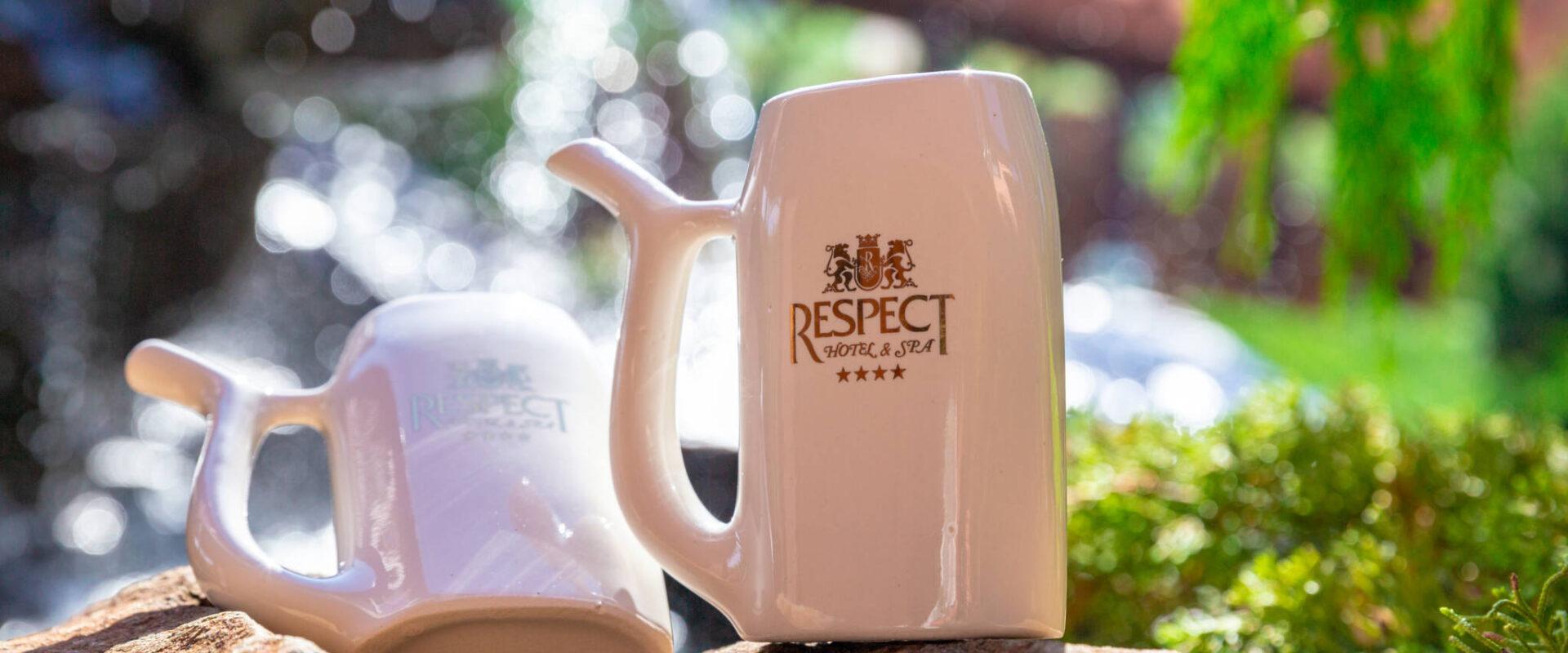 Главная спа-отель Respect